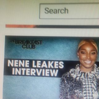 Nene Leakes On The Breakfast Club Discussing: Wendy Williams, Kandi Burruss, Vivica Fox, And The Real Housewives Of Atlanta Reunion!!!!