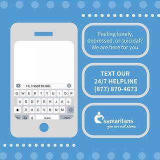 WBZ Cares: Samaritans Services