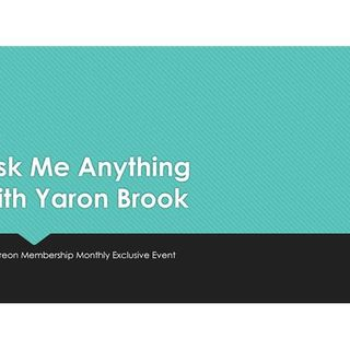 Yaron Brook Show: Answering Questions (Principles, Greek Art, Rituals)