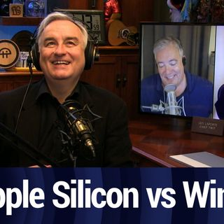 Apple Silicon vs Wintel | TWiT Bits