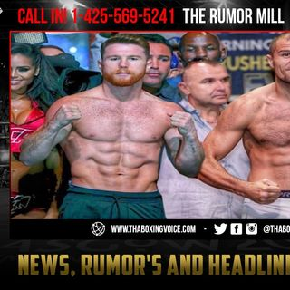 ☎️Canelo vs Kovalev Nov 2nd Dia De La Muerte💀High Seven 💰Figures For Krusher🔥