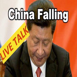 CHINA FALLING