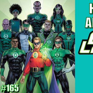 Happy 80th Anniversary Green Lantern! | Episode #165