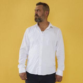 'Samtaler fra en herrebarber': Barberen og Kaspar Colling Nielsen om guddommelig inspiration og overforbrug af Burberryjakker