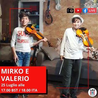 I Coldplay impazziscono per Mirko e Valerio, i due violinisti di Agrigento