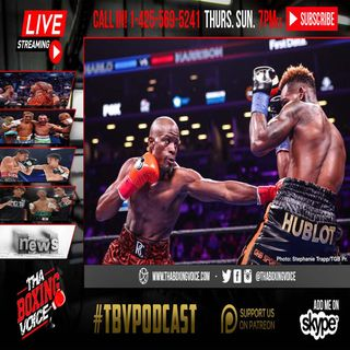 🚨Tony Harrison Live & Thurman blasts Crawford🤬 I'm 1 & Spence 2 @147🤔😱