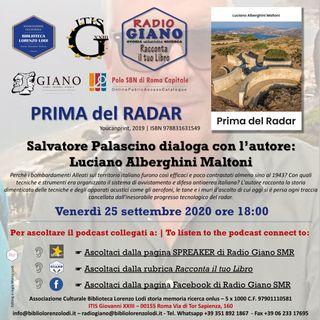 L'ACBLL presenta : Salvatore Palascino dialoga con Luciano Alberghini Maltoni | Prima del radar