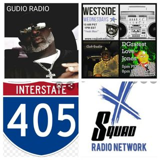 "DGratest 405Live Gudio Radio Presents : ""Funky, Fresh, FlashBack, Friday/Gudio Taboo: 9/4/2020"