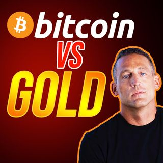 91. Bitcoin vs Gold | Mark Moss