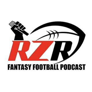 RZR Fantasy Football Podcast Ep 1: First-Round PPR Mock Draft with analysis