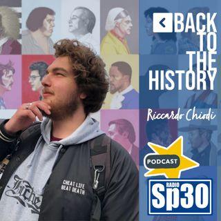 Back To The History - di Riccardo Chiodi