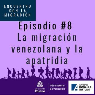 Migración Venezolana y Apatridia