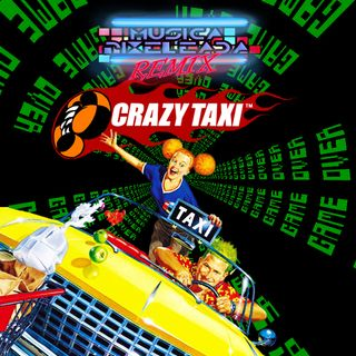 Crazy Taxi (Arcade - Dreamcast)