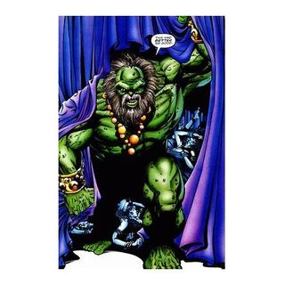 """Source Material #063 - The Incredible Hulk - """"Future Imperfect"""""""
