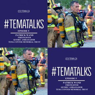 #TemaTalks Episode 5: Patrick Wand