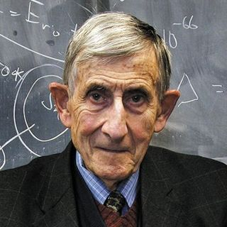 Science Icon Freeman Dyson