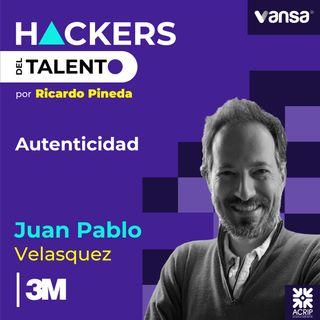078. Autenticidad - Juan Pablo Velasquez (3M)  -  Lado A