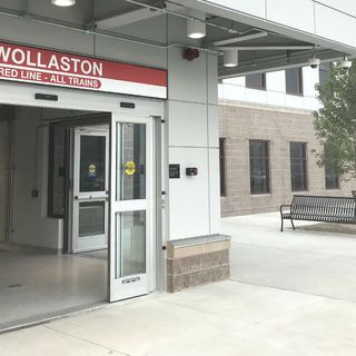 MBTA's Wollaston Station Reopens After 20-Month Renovation