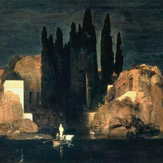 La isla de los muertos, de Arnold Böcklin