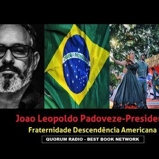 QUORUM RADIO sits down with Joao Leopoldo Padoveze to Talk Brazilian Red Necks