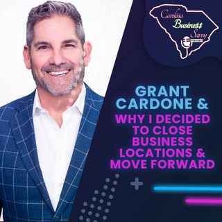 Grant Cardone & Why I Decided to Close Business Locations & Move Forward Without Guilt
