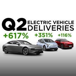 186. Q2 EV Auto Deliveries | New Electric Vehicle Delivery Records 📈 2021