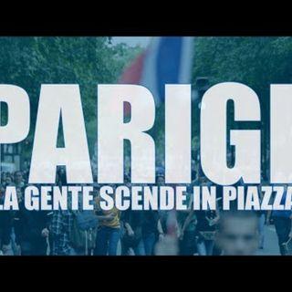 La rivolta della Francia: a migliaia in piazza contro il green pass
