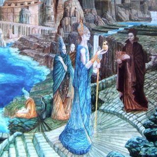 I 9 libri segreti di Atlantide
