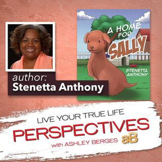 Seeing Past Disability with Stenetta Anthony  Ep. [637]