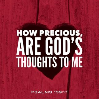 God Fills Your Thoughts with His Thoughts to Reveal How Much He Loves You