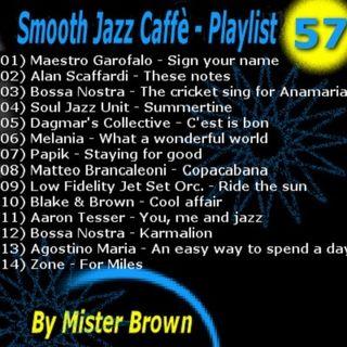 Smooth Jazz Caffè del 05/11/2017