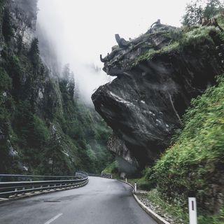 Un camino peligroso