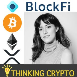Interview: BlockFi Cofounder Flori Marquez - Crypto Interest Account & Loans - XRP Soon - Credit Card