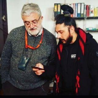 Cattività 45 - Filmare in quarantena (Enrico Farro e Gianfranco Isernia)