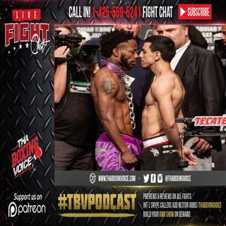 ☎️Rau'shee Warren vs Nordine Oubaali Live Fight Chat 💭😈