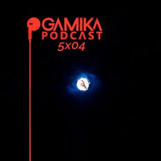Gamika Podcast 5x04: Con L de Lucha