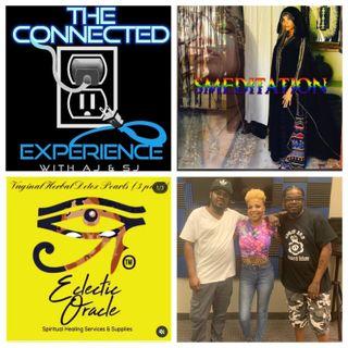 The Connected Experience - SMeditation W/ Ke Harris