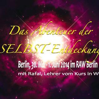 "Fri in Berlin, Rafal ""The Adventure…."