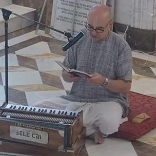 S.B. Canto 8 Cap. 20 verso 19 ~ Ramacandra Das (26 giugno 2019)