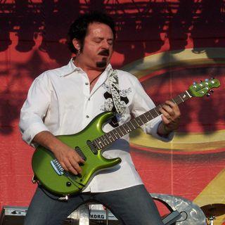 Cumple de Steve Lukather