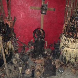 Investigan origen de osamentas encontradas en Tepito