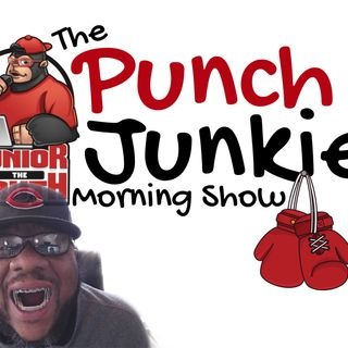 The Punch Junkie Morning Show: ThoroBred ThursDay! (1.23.2020)