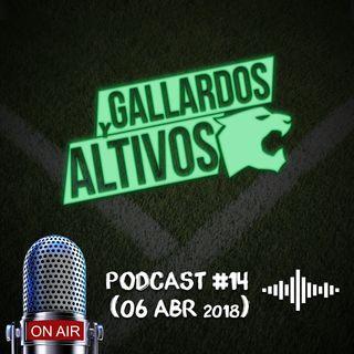 No fuimos a la playa pero estamos con lo mejor del podcast #GallardosyAltivos