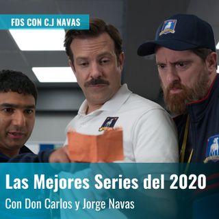 Las Mejores Series del 2020, con Don Carlos y Jorge Navas | FDS con C.J. Navas