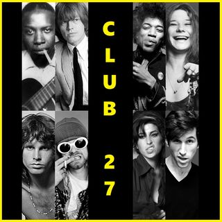 S 2 #1 Il club27 - live fast, die young