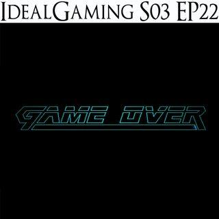 IdealGaming S03 EP22 - Game Over: Puntata Finale