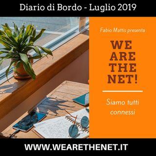 Diario di Bordo - Luglio 2019