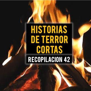 Historias De Terror Cortas Vol. 42 (Relatos De Horror)