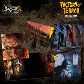 Why should scare actors get ALL the fun?  Factory of Terror Celebrates 20 Years