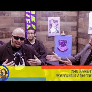 Goofing Off and Geeking Out! The Podcasters of The Raven's Flock on the Hangin With Web Show